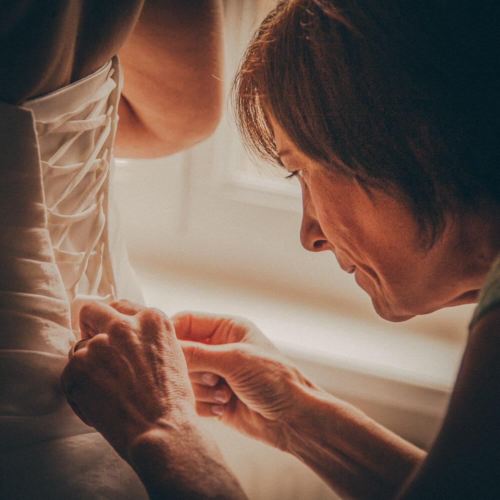 Trouwreportage de grote dag trouwfotograaf