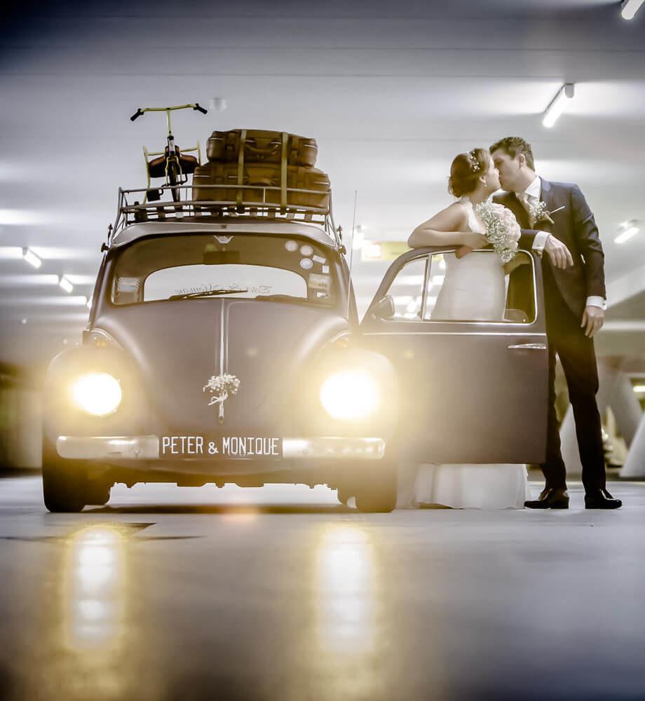 Trouwfotograaf bijzondere trouwreportages