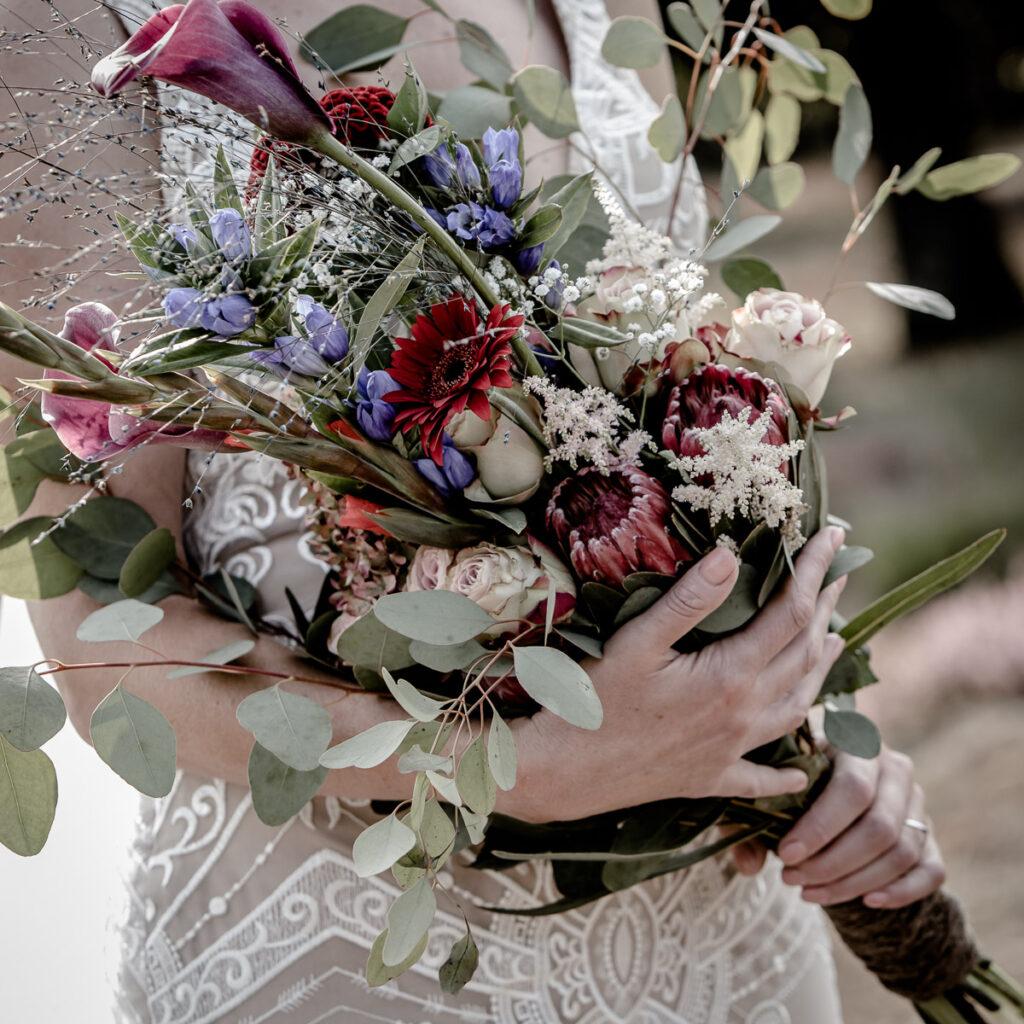 Trouwboeket wedding flowers