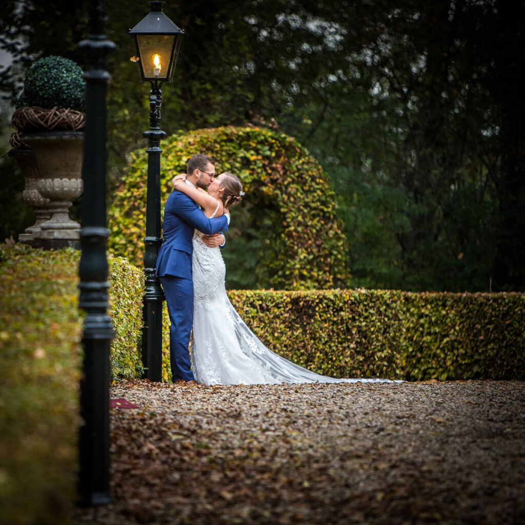 Spontane en intieme trouwfotografie