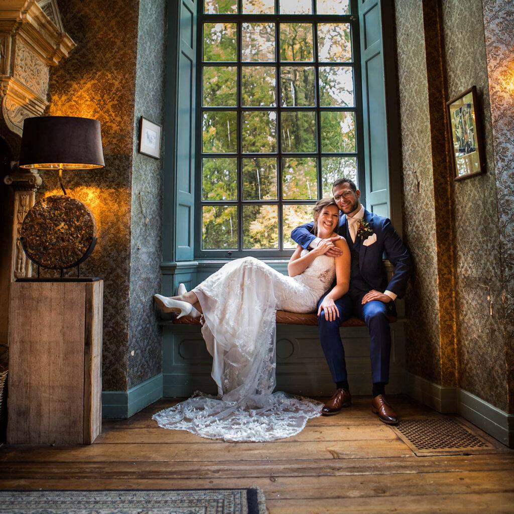 Liefdevolle trouwfotografie