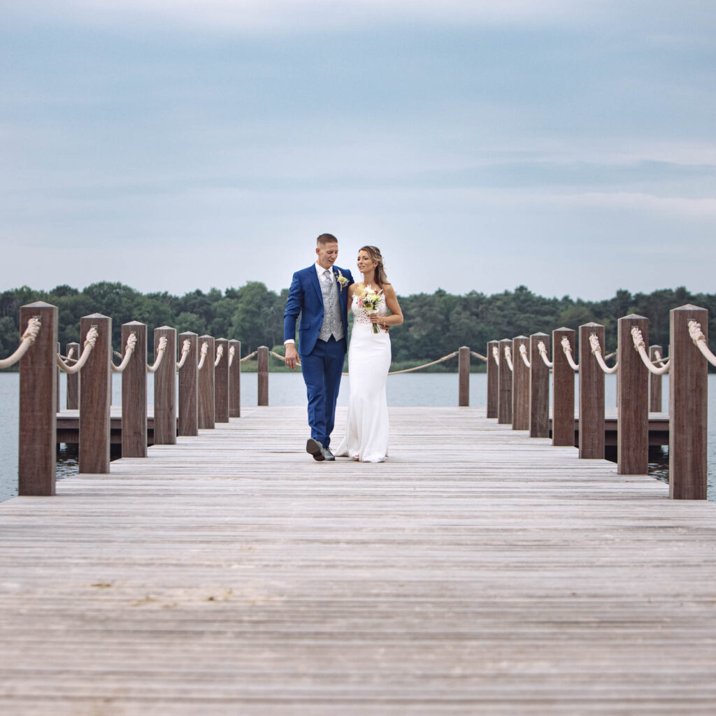 Mooie trouwfoto IJzerenman Vught